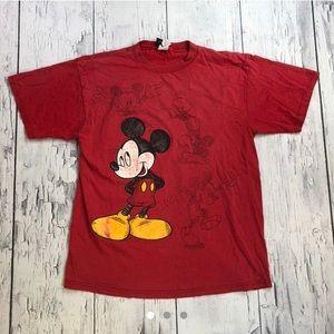 Vintage Mickey Mouse shirt xl